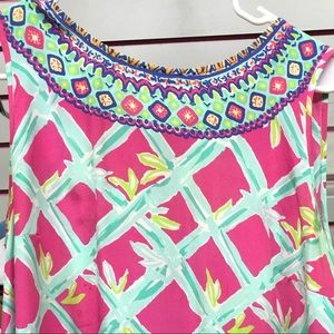 Lilly Pulitzer top size large